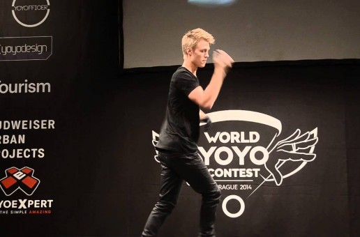 Gentry Stein – 2014 World Yo-Yo Champion!