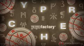Amazing New YoYoFactory Yo-Yo – The CYPHER!