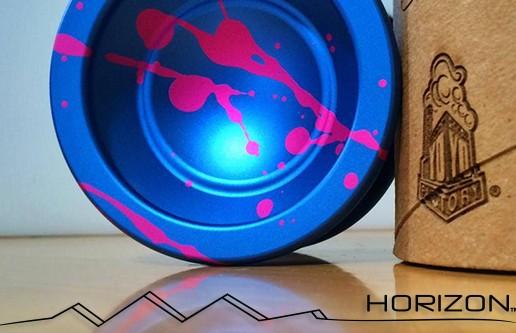 New SPLASH Edition HORIZON from YoYoFactory!