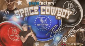 YoYoFactory Space Cowboy! Yeehaw!