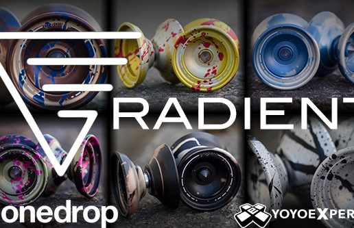 Graeme Steller Signature One Drop GRADIENT in Great New Colors!
