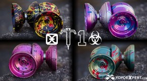New One Drop x Toxic Strings T1 Colors!
