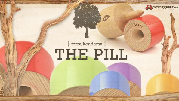 terra kendama pill