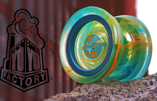 Great Looking New Protostar from YoYoFactory!