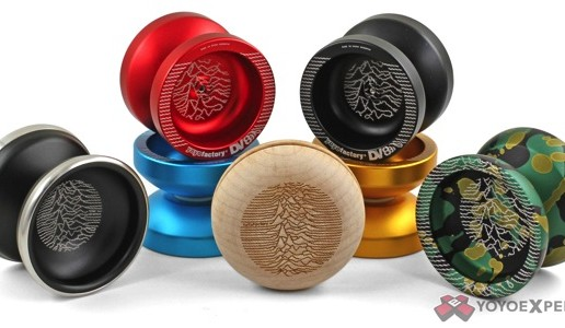YoYoFactory PULSAR Collection Wave 2 & SPACE COWBOY Release!