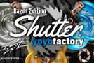 YoYoFactory Presents the Razor Edition Shutter!
