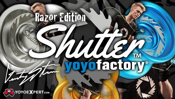 yoyofactory razor shutter