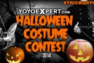 Fourth Annual Halloween Costume Contest!
