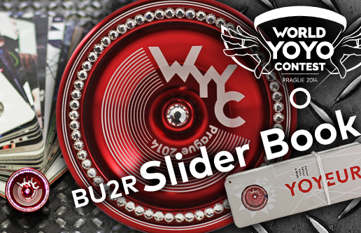 Limited Edition World Yo-Yo Contest Yo-Yo From Turning Point!