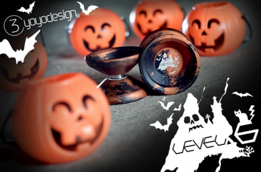 Limited Edition Halloween Level 6 from C3yoyodesign!