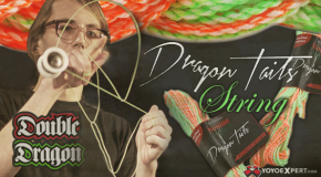 Ky Zizan Signature String! G-String Dragon Tails!
