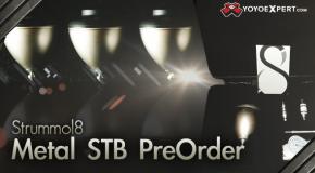 STRUMMOL8 Nickel Plated Spin Top Pre-Order!