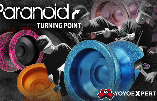 Turning Point Paranoid Restock!