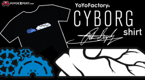 YoYoFactory Release! New T-Shirt, Monsters, Velocity, and Legend!