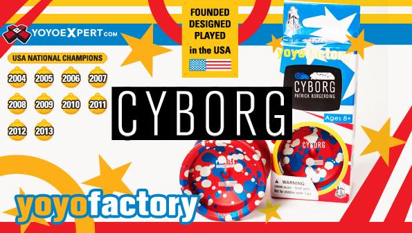 yoyofactory cyborg