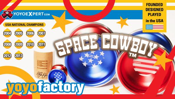 yoyofactory space cowboy