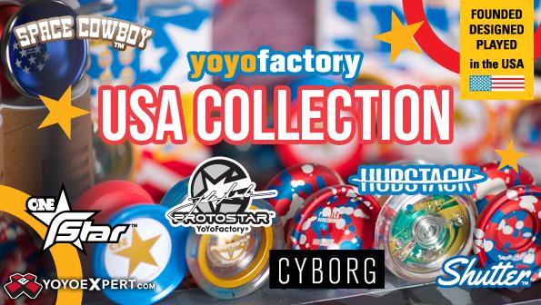 yoyofactory usa collection