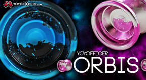 New YOYOFFICER Yo-Yos! Orbis and Pause!