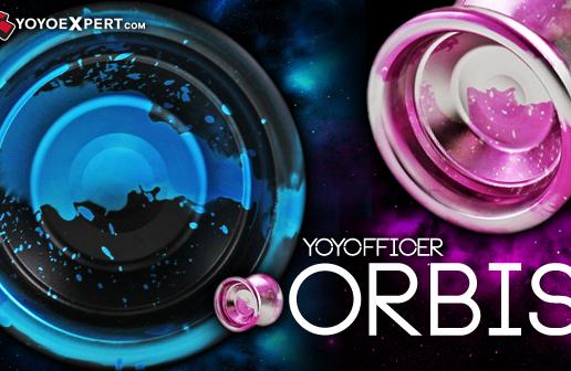 New YOYOFFICER Yo-Yos! Orbis and Pause!