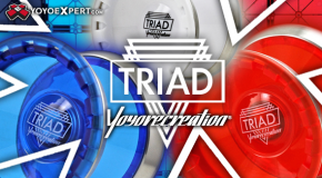 The Yoyorecreation TRIAD has arrived!