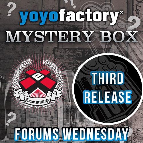 YoYoFactory Mystery Box!