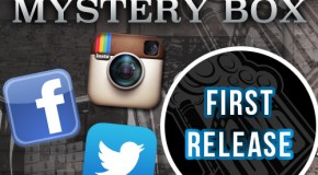 Mystery Box – 1st Release – Social Media Monday!