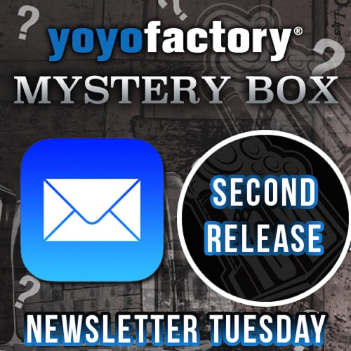 2014 Mystery Box Second Release Newsletter Tuesday