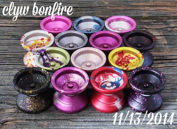 CLYW BonFire Release