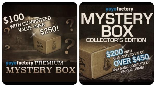 Premium Collectors Mystery Box 2014