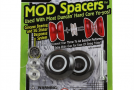 NEW! Duncan Mod Spacers with Konkave Bearing!