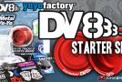 YoYoFactory DV888 Starter Set!