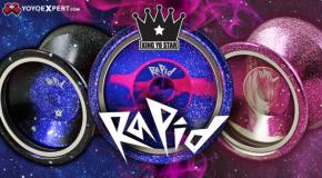 King Yo Star Presents the RAPID!