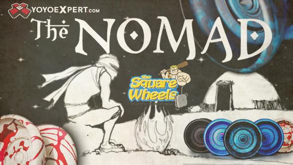 square wheels nomad
