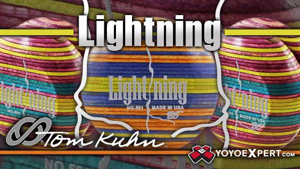 tom kuhn lightning
