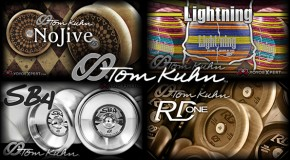 Legendary Tom Kuhn Yo-Yos Now Available at YoYoExpert!