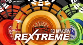 New Rei Iwakura & Ian Johnson Signature YoYoJam Rextremes!