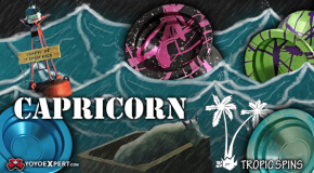 New Tropic Spins Capricorn!