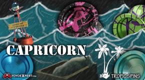 New Tropic Spins Capricorn!