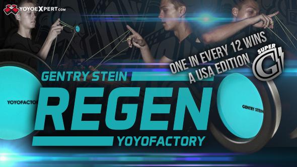 YoYoFactory REGEN