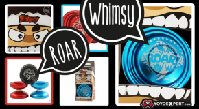 New Whimsy Yo-Yo – The ROAR!