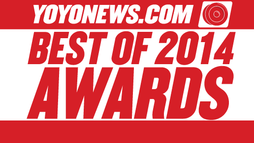 YOYONEWS.COM BEST of 2014 AWARDS!