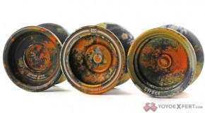 YoYoFactory Golden Galaxy Collection!