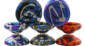 New Designer Splash Shutters from YoYoFactory!