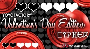 New Valentine's Day Cypher from YoYoFactory!