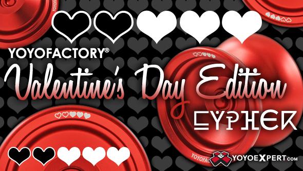 yyf valentines day cypher yoyo