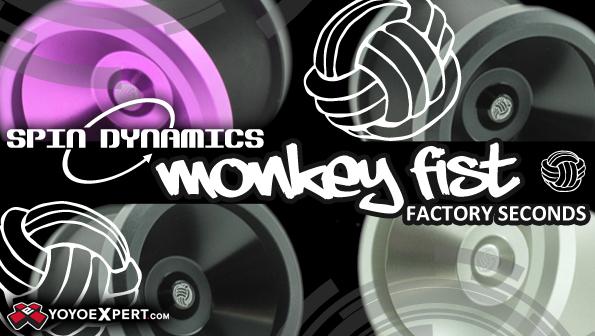 spin dynamics monkey fist