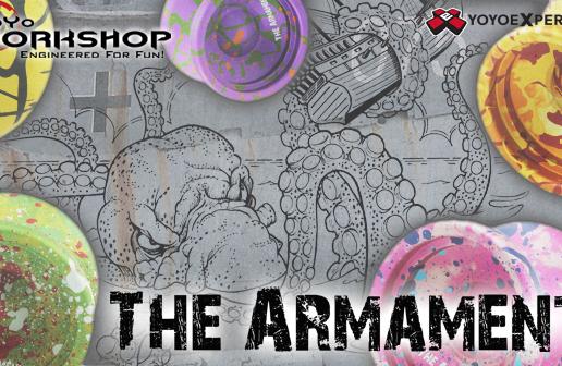 YoYoWorkShop ARMAMENT Release!