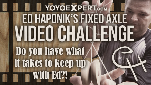 ed haponik fixed axle challenge