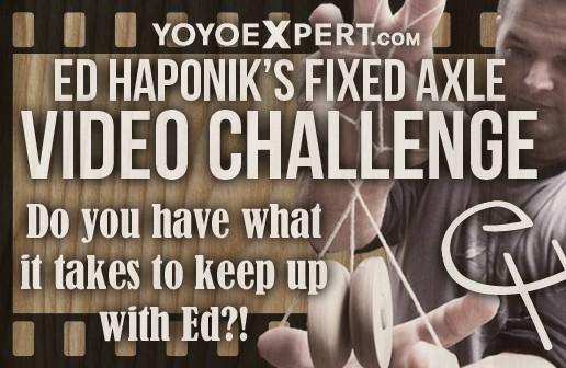 Ed Haponik's Fixed-axle Challenge!