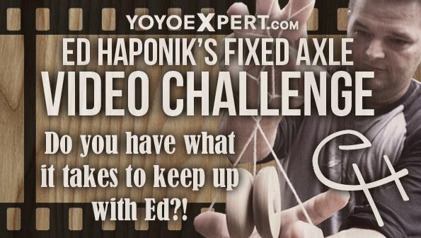 ed haponik fixed axle challenge